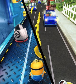 Çılgın Hırsız: Minion Rush Ekran Görüntüleri - 2