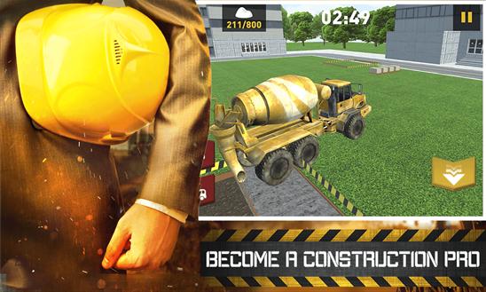 City Construction Builder 3D Ekran Görüntüleri - 4