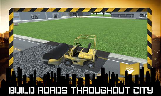 City Construction Builder 3D Ekran Görüntüleri - 3