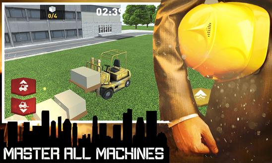 City Construction Builder 3D Ekran Görüntüleri - 2