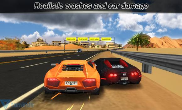 City Racing 3D Ekran Görüntüleri - 2