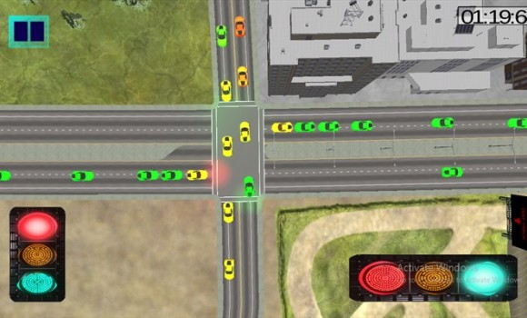 City Traffic Light Simulator Ekran Görüntüleri - 1