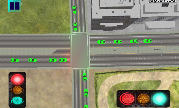 City Traffic Light Simulator Ekran Görüntüleri - 4