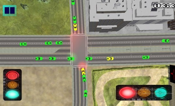 City Traffic Light Simulator Ekran Görüntüleri - 3