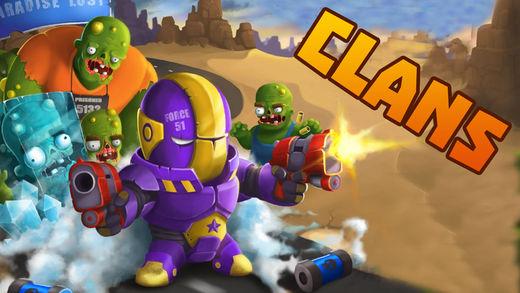 Clans Ekran Görüntüleri - 5