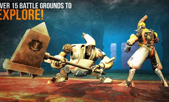 Clash Of Robots Ekran Görüntüleri - 3