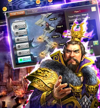 Clash of Three Kingdoms Ekran Görüntüleri - 3
