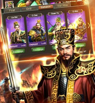 Clash of Three Kingdoms Ekran Görüntüleri - 4