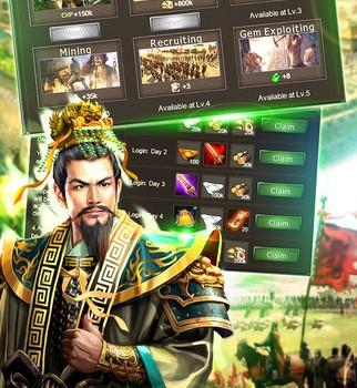 Clash of Three Kingdoms Ekran Görüntüleri - 1