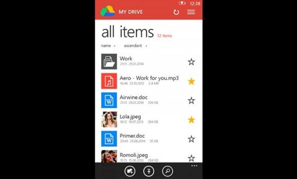 Client for Google Drive Ekran Görüntüleri - 4