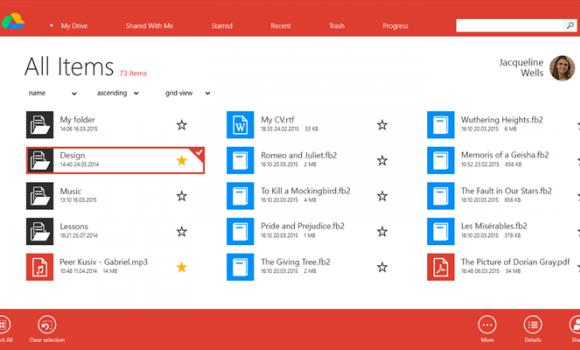 Client for Google Drive Ekran Görüntüleri - 5