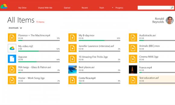 Client for Google Drive Ekran Görüntüleri - 3