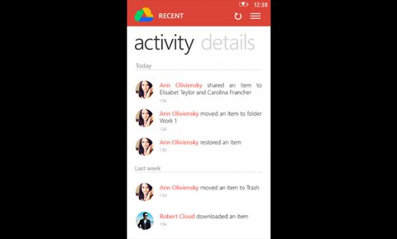Client for Google Drive Ekran Görüntüleri - 1
