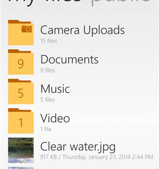 Cloud Mail.Ru Ekran Görüntüleri - 3