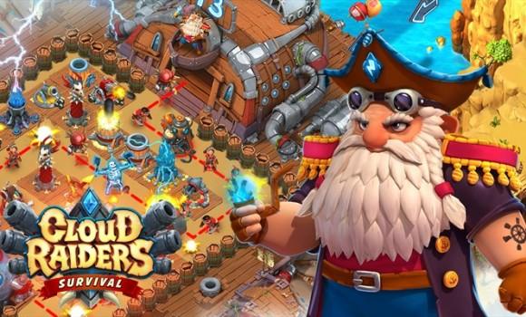 Cloud Raiders Ekran Görüntüleri - 5