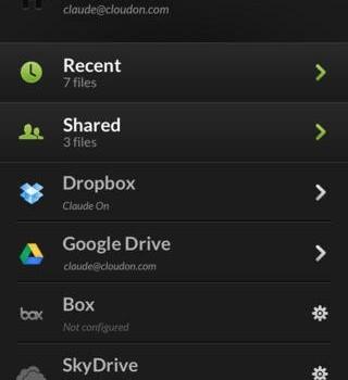 CloudOn Ekran Görüntüleri - 2