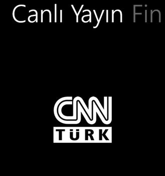 CNN Türk Ekran Görüntüleri - 1