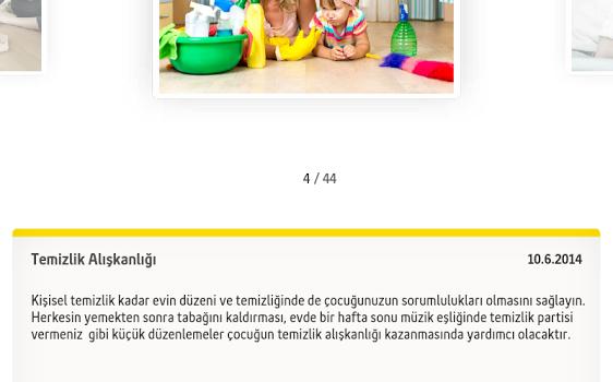 Turkcell Çocuğum ve Ben Ekran Görüntüleri - 2