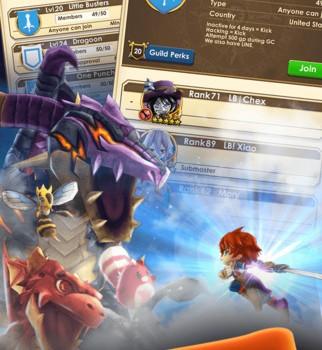 Colopl Rune Story Ekran Görüntüleri - 5