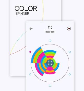 Color Spinner Ekran Görüntüleri - 1