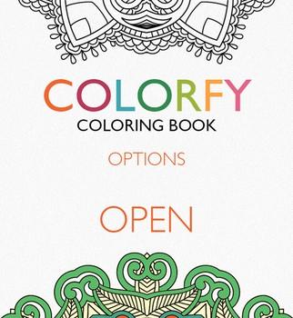 Colorfy Indir Iphone Ve Ipad Icin Yetiskinlere Ozel Boyama