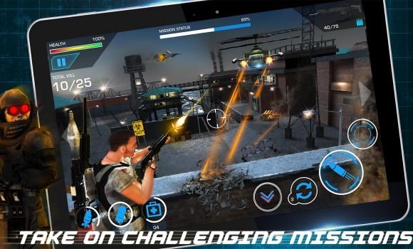 Combat Elite: Border Wars Ekran Görüntüleri - 2