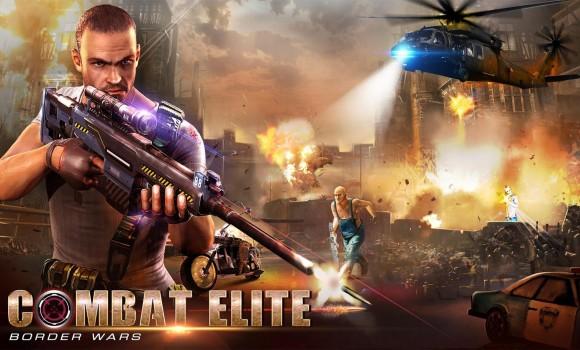 Combat Elite: Border Wars Ekran Görüntüleri - 1