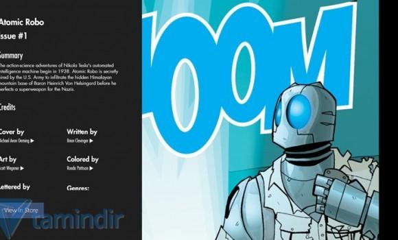 Comics Ekran Görüntüleri - 1