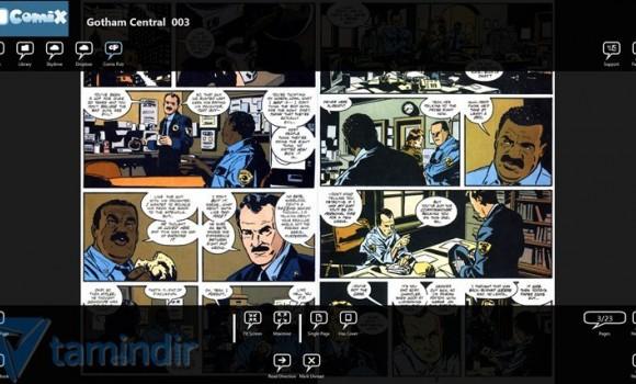 Comix Ekran Görüntüleri - 1