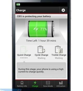 Comodo Battery Saver Ekran Görüntüleri - 1