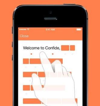 Confide Ekran Görüntüleri - 3