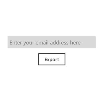 Contacts Backup -- Excel & Email Support Ekran Görüntüleri - 3