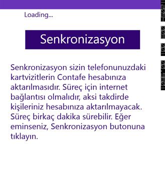 Contafe Ekran Görüntüleri - 3