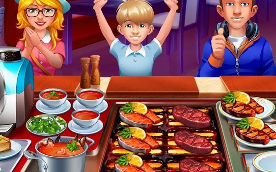 Cooking Craze Ekran Görüntüleri - 2