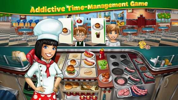 Cooking Fever Ekran Görüntüleri - 5