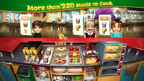 Cooking Fever Ekran Görüntüleri - 3