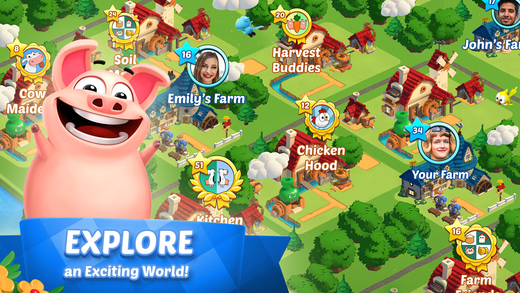 Country Friends Ekran Görüntüleri - 4