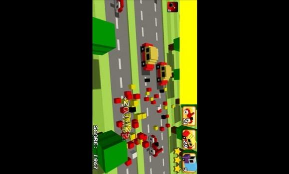 Crashy Road Ekran Görüntüleri - 4