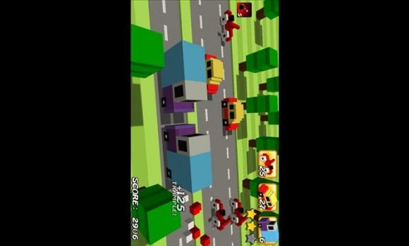 Crashy Road Ekran Görüntüleri - 3