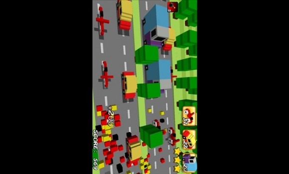 Crashy Road Ekran Görüntüleri - 2