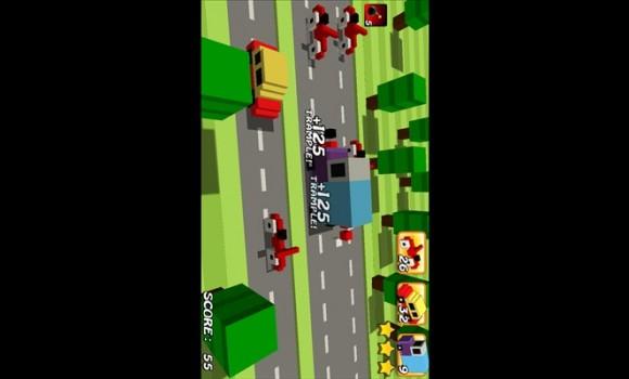 Crashy Road Ekran Görüntüleri - 1