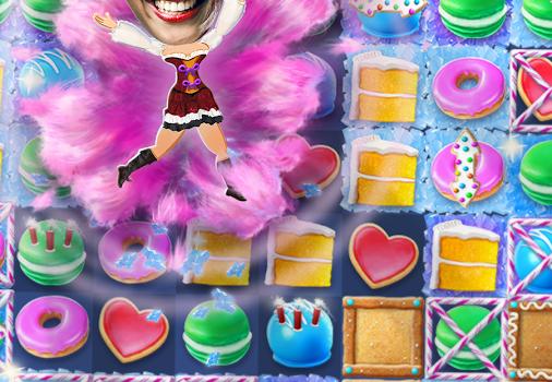 Crazy Cake Swap Ekran Görüntüleri - 5