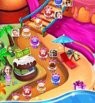 Crazy Cake Swap Ekran Görüntüleri - 4