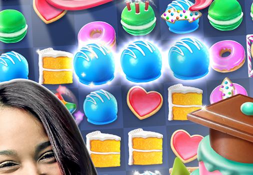 Crazy Cake Swap Ekran Görüntüleri - 3