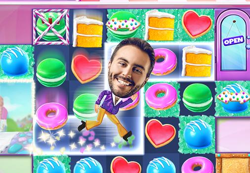 Crazy Cake Swap Ekran Görüntüleri - 1