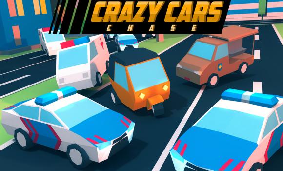 Crazy Cars Chase Ekran Görüntüleri - 5