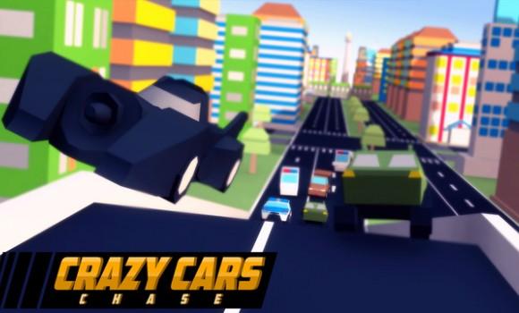 Crazy Cars Chase Ekran Görüntüleri - 4