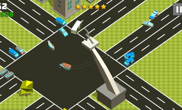 Crazy Cars Chase Ekran Görüntüleri - 3