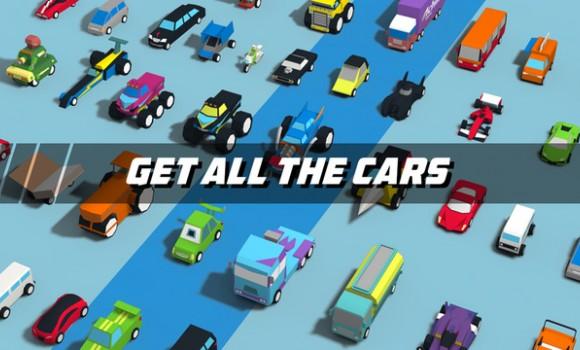 Crazy Cars Chase Ekran Görüntüleri - 1