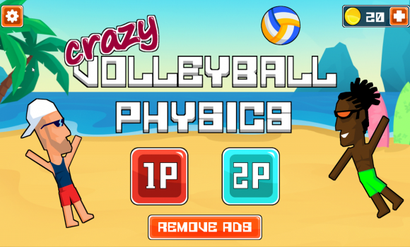 Crazy Volleyball Physics Ekran Görüntüleri - 1